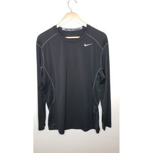 Nike Pro Combat Fitted Long Performance Shirt